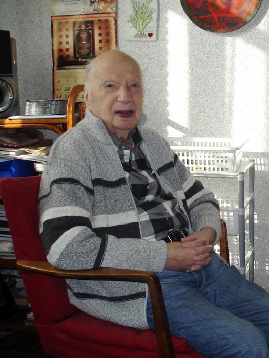 Оскар Фельцман. / Фото: www.24smi.org