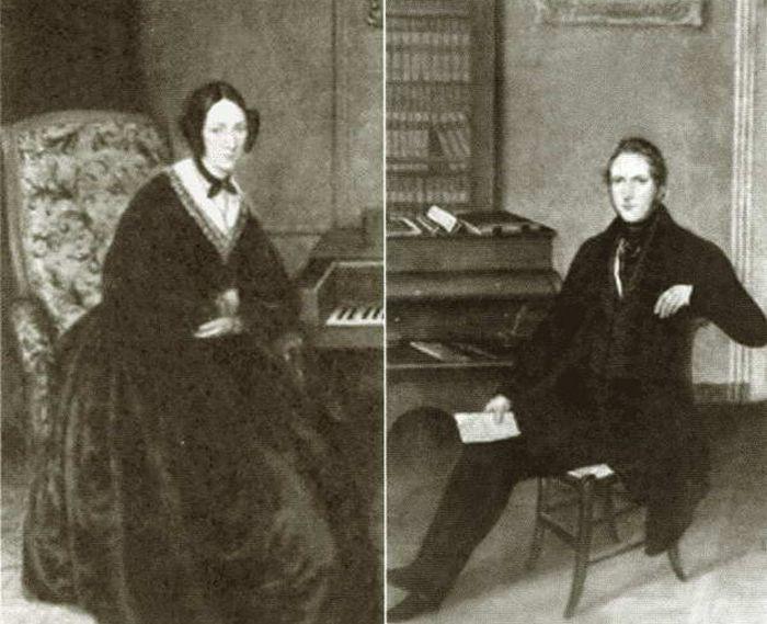 Родители писателя: Верна Софи Анриетта Верн и Пьер Верн. Ф. де Шатобур. / Фото: www.biography.wikireading.ru