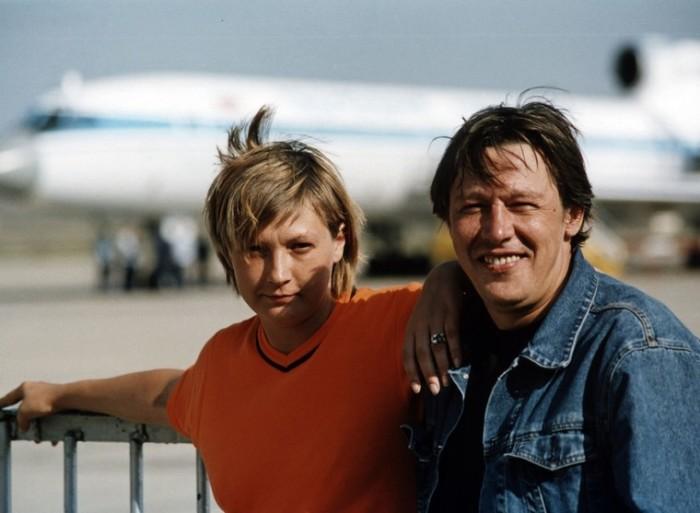 Михаил Ефремов и Ксения Качалина. / Фото: www.goodhouse.ru