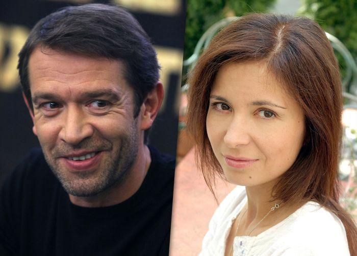 Владимир Машков и Алена Хованская. / Фото: www.woman.ru
