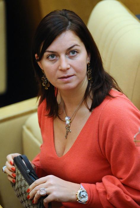 Наталья Карпович. / Фото: www.woman.ru