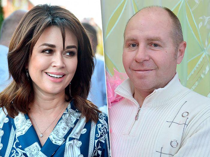 Анастасия Заворотнюк и Олаф Шварцкопф. / Фото: www.atvlog.ru