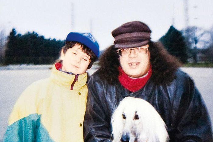 Игорь Корнелюк с сыном. / Фото: www.7days.ru