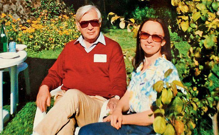 Пётр и Татьяна Вельяминовы. / Фото: www.7days.ru