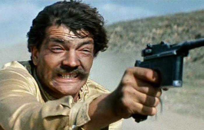 Владимир Трещалов, кадр из фильма «Неуловимые мстители». / Фото: www.ekogradmoscow.ru