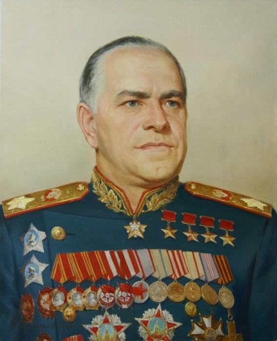 Георгий Константинович Жуков. / Фото: www.mycdn.me