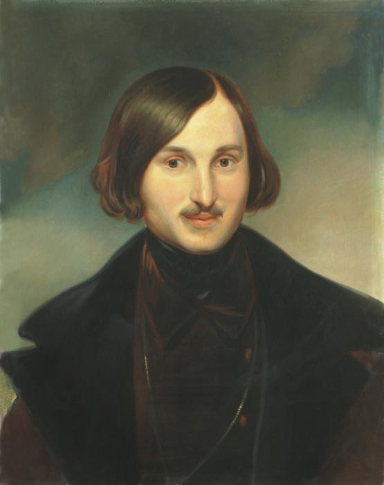 Николай Гоголь. / Фото: www.illustrators.ru