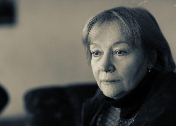Елена Санаева. / Фото: www.twimg.com