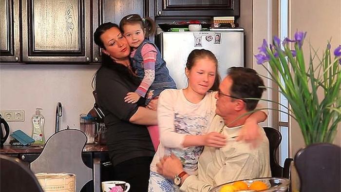 Дом, где живет счастье. / Фото: www.woman.ru