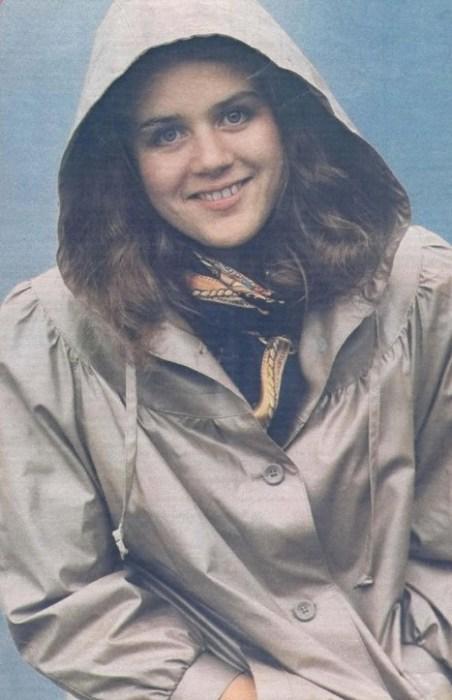 Янина Лисовская, фото на обложке журнала «Советский экран». / Фото: www.img-fotki.yandex.ru