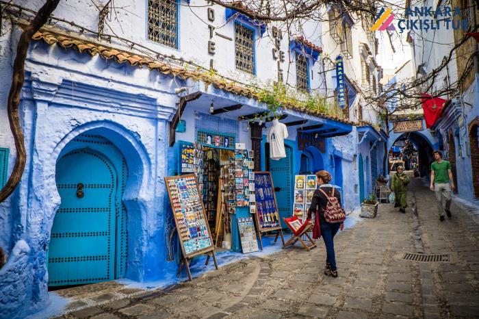 На улицах Шавена. / Фото: www.ankaracikislitur.com