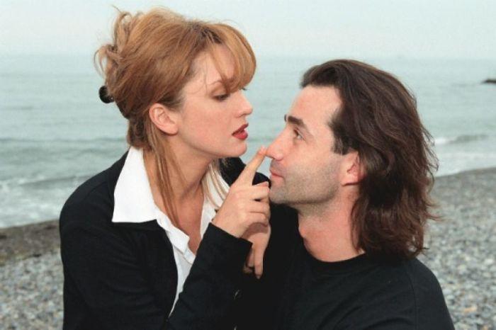 Дмитрий Певцов и Ольга Дроздова. / Фото: www.uduba.com