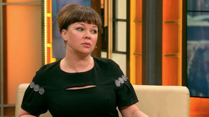 Елена Валюшкина. / Фото: www.naedine.tv