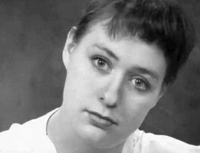 Мария Аронова в молодости. / Фото: www.stuki-druki.com