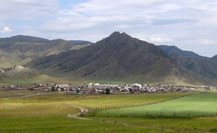 Село Кулада на Алтае - территория трезвости. / Фото: www.vtourisme.com