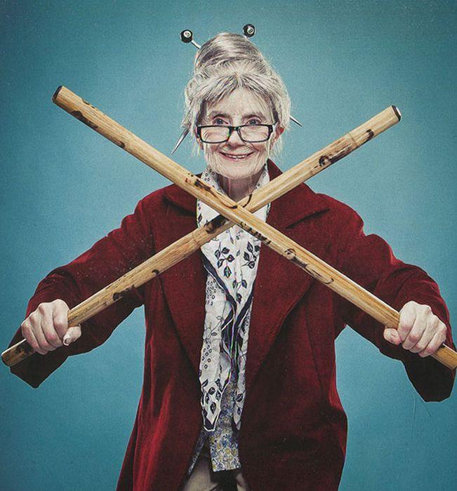 Кей Д'Арси и ее первая большая роль - Агент-88. / Фото: www.mirkrasoty.life