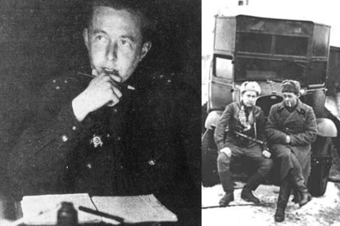 Солженицын в военные годы. / Фото: www.kp.md