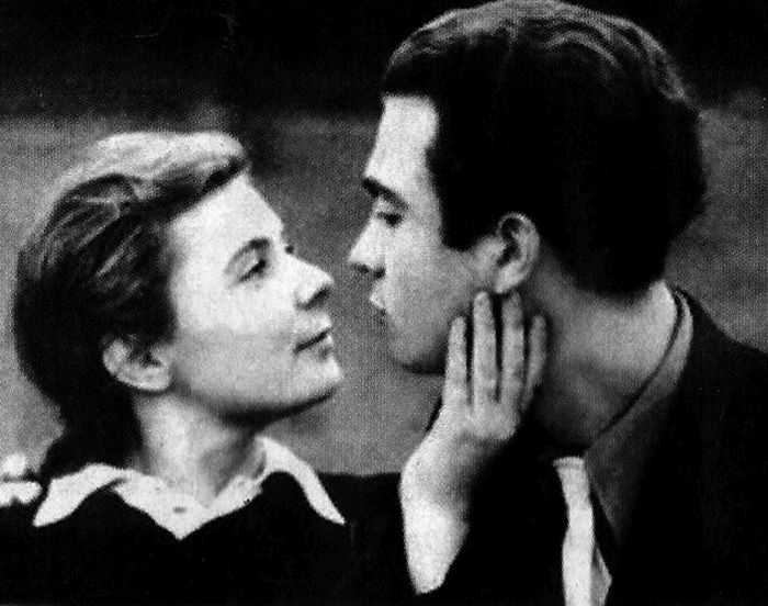 Ольга Аросева и Владимир Сошальский. / Фото: www.kino-teatr.ru
