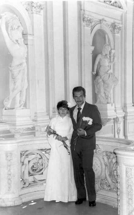 Александр и Елена Друзь, сентябрь 1978 года. / Фото: www.adrouz.ru