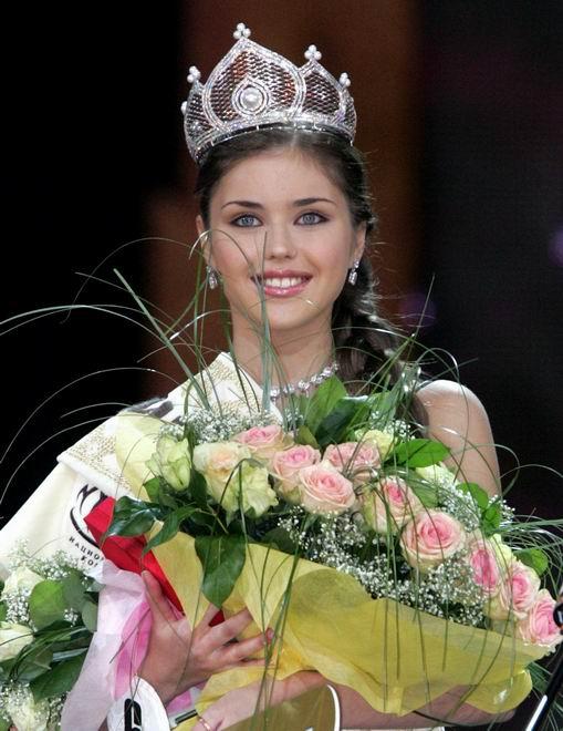 Александра Ивановская. / Фото: www.en.ce.cn