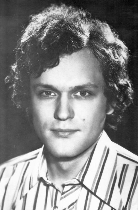 Николай Ерёменко. / Фото: www.pinimg.com
