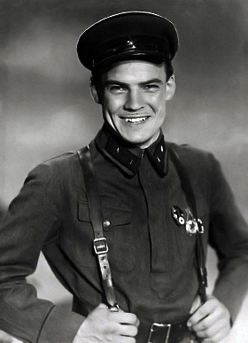 Михаил Глузский в молодости.  / Фото: www.opentown.ru