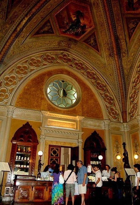 Санта Мария Новелла. / Фото: www.atlasobscura.com