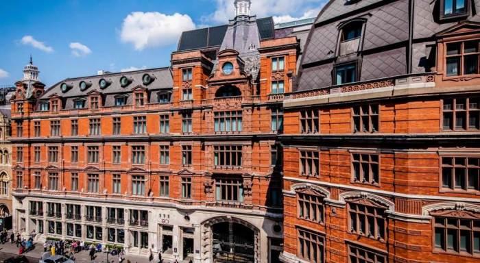 Отель «Andaz» в Лондоне. / Фото: www.logitravel.ru