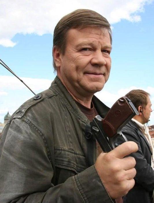 Сергей Селин.  / Фото: www.vokrug.tv