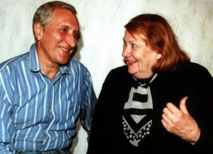 Людмила Иванова и Валерий Миляев. / Фото: www.proza.ru