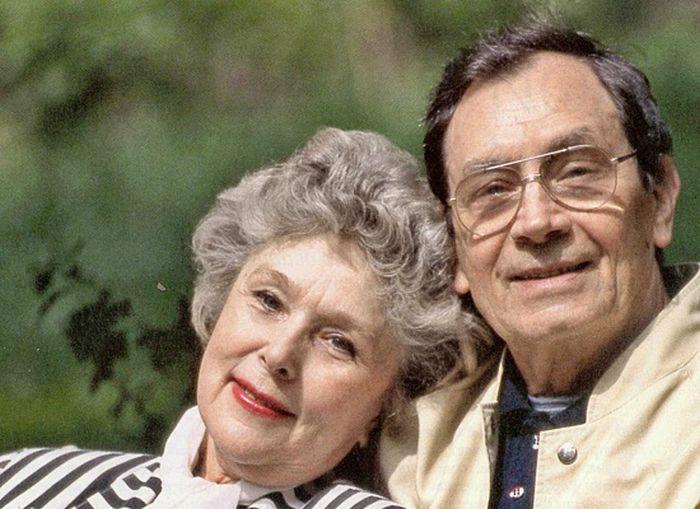 Вера Васильева и Владимир Ушаков были счастливы вместе 56 лет. / Фото: www.24smi.org