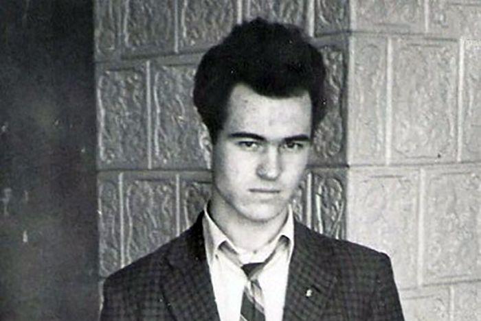 Евгений Дога в молодости. / Фото: www.24smi.org