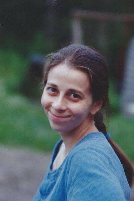 Елизавета Глинка в юности. / Фото: www.smiexpress.ru