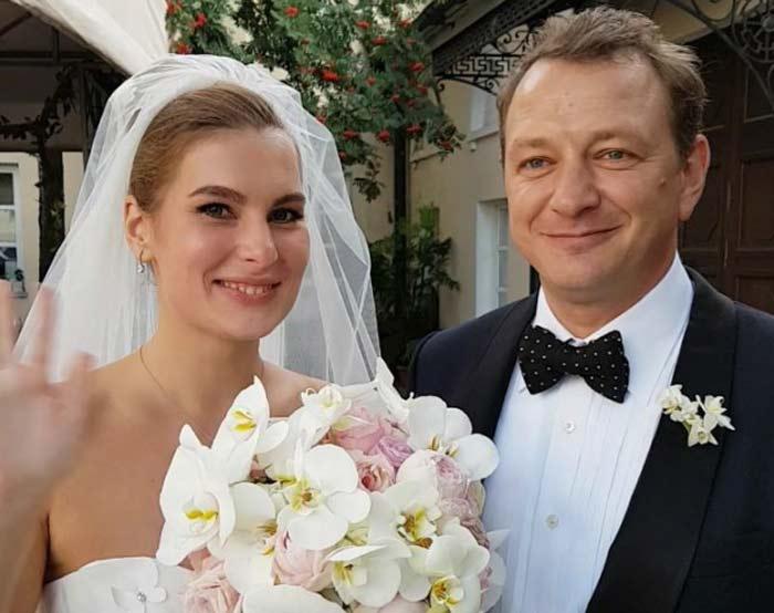 Марат Башаров и Елизавета Шевыркова. / Фото: www.mirovie.com