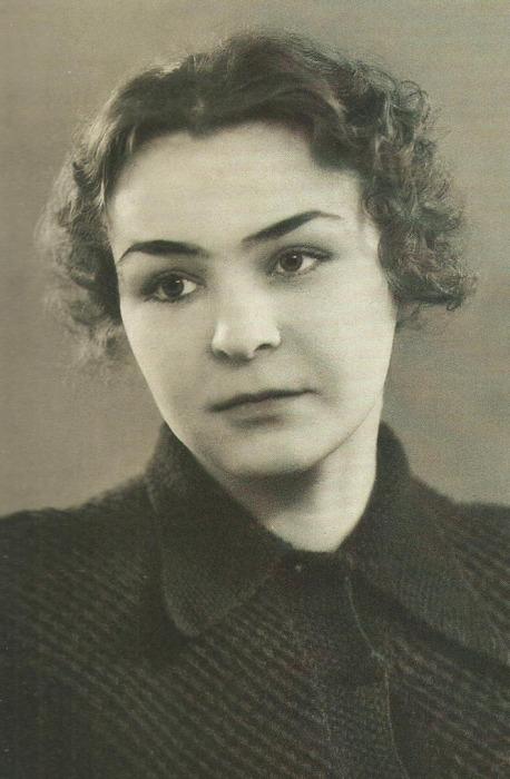 Нина Ургант в молодости. / Фото: www.kinomeh.ru