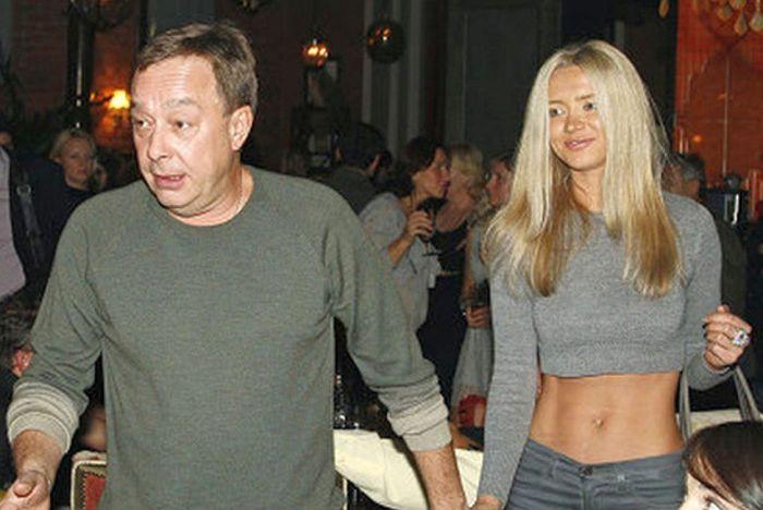 Джулия Кова и Владимир Дубовицкий. / Фото: www.woman.ru