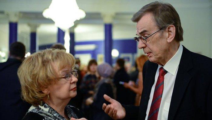 Георгий Тараторкин и Екатерина Маркова. / Фото:  www.profi-news.ru