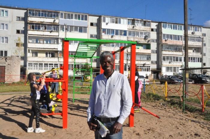 Жан Грегуар Сагбо. / Фото: www.mycdn.me