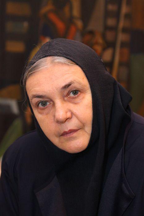 Инокиня Ольга (Гобзева). / Фото: www.foma.ru