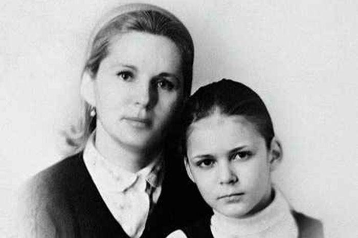 Кира Мачульская с дочерью. / Фото: www.24smi.org