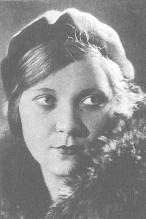 Клавдия Шульженко в 1923 году. / Фото: www.detectivebooks.ru