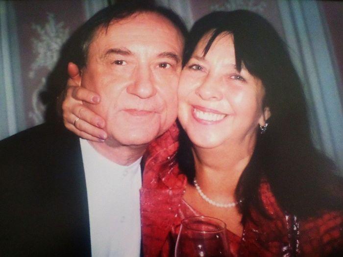 Богдан Ступка и Лариса Корниенко. / Фото: www.segodnya.ua