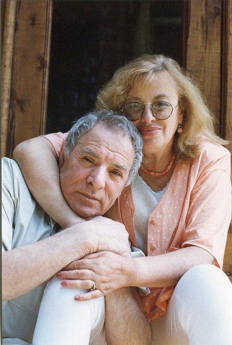 Пётр и Мира Тодоровские. / Фото: www.kommersant.ru