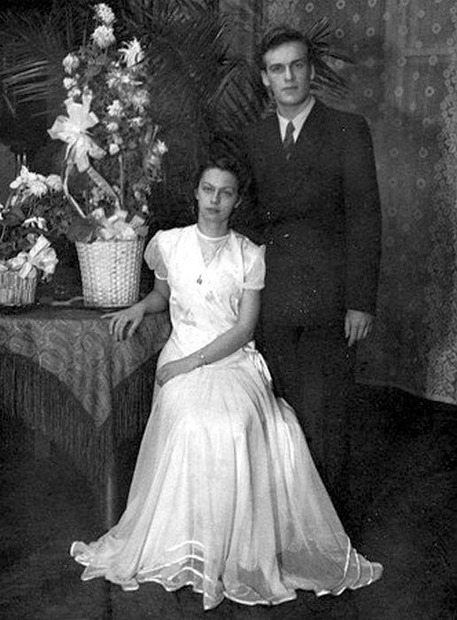 Игорь и Ирина Кирилловы в день бракосочетания. / Фото: www.dayonline.ru