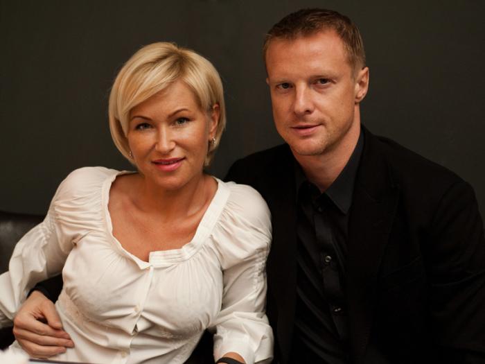 Вячеслав и Марина Малафеевы. / Фото: www.dager.ru