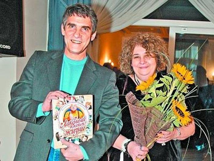 Валерий и Екатерина Гаркалины. / Фото: www.peoples.ru