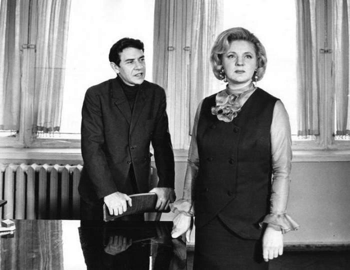 Кадр из фильма «Долгие проводы». / Фото: www.fotodom.ru