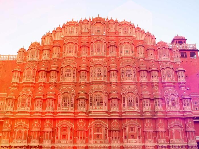 Хава-Махал. / Фото: www.amerjaipur.in