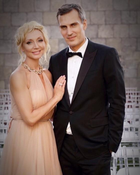 Кристина Орбакайте и Михаил Земцов. / Фото: www.woman.ru
