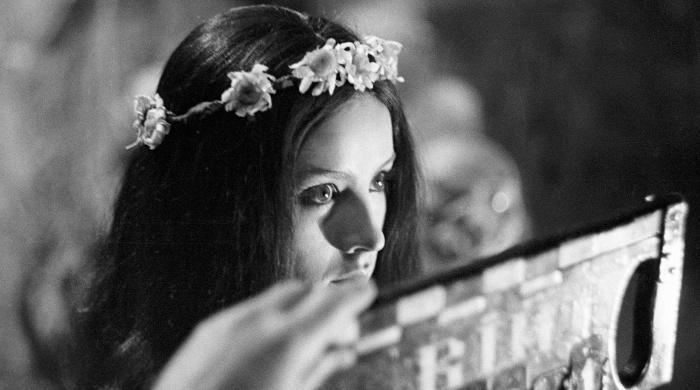 Наталья Варлей, кадр из фильма «Вий». / Фото: www.gazeta.ru